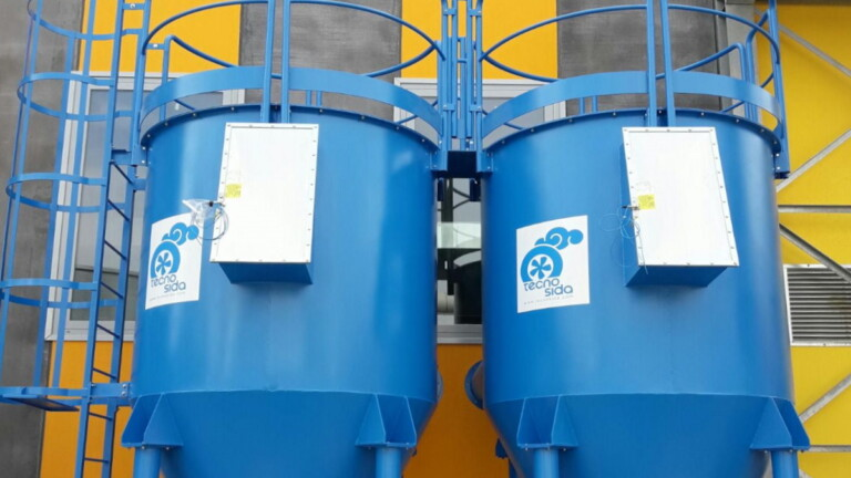ATEX activated carbon filters