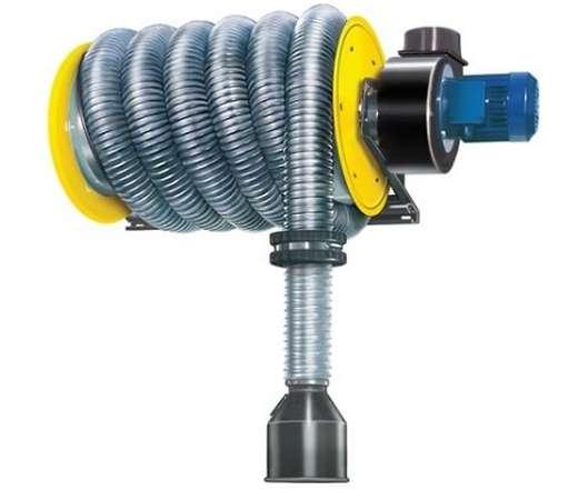 ARHV model hose reel