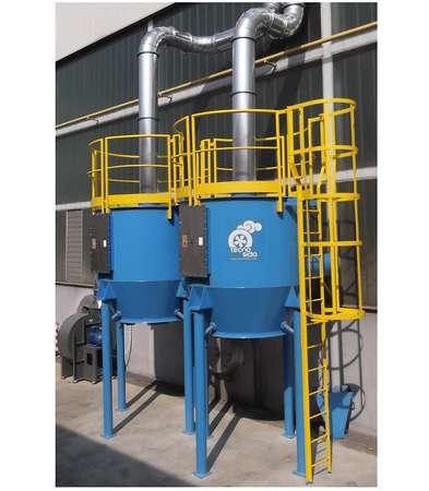 ATEX active carbon purifier