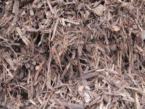 Organic filling material