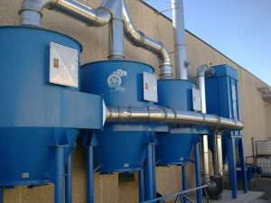 Chemsorb activated carbon filters circular shape
