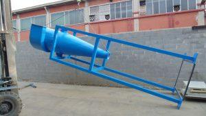 Cyclonic separator