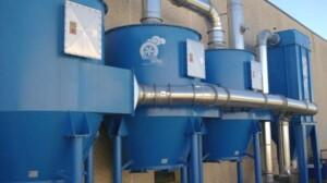 Activated carbon filters for solvent abatement