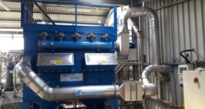 ATEX filter for metalworking dusts