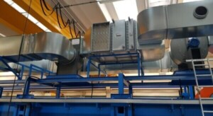 France: Installation of a double belt heating system