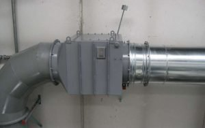 Application 2: ATEX non-return valve