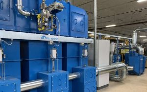 Application 1: Regenerative Thermal Oxidizer and pre-treatment system