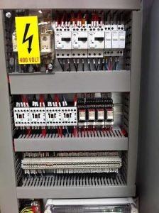 Application 2: electric panel