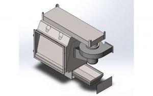Turbovortex: detail of external layout