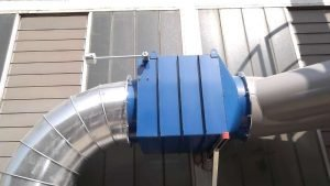 Application 2: non-retourn valve
