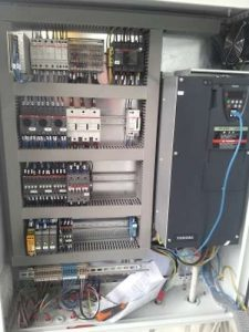 Application 1 : electrical panel