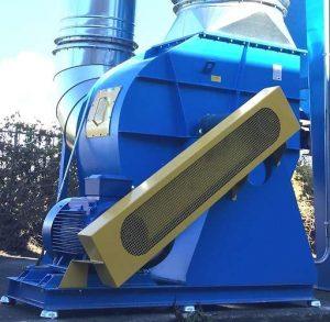 Application 1: centrifugal fan