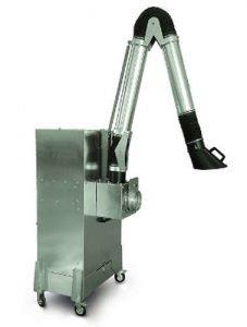 Portable Filtering unit